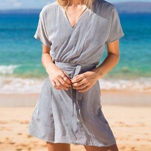 Acacia Silk Rome Dress in Long Island